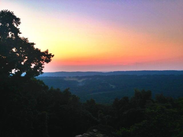 bham sunset